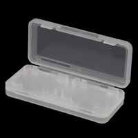 4 Slot hard plastic box momory game card carry storage case for nintendo switchB