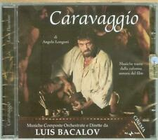 Caravaggio- Luis Bacalov, OST CD, New/Sealed