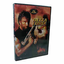 Delta Force 2 2000 DVD R1 Widescreen Very Good Condition Tested Chuck Norris