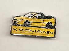 Ford Escort Cabrio - Pin / Karmann / Cabriolet