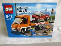 Lego City 60017 Flatbed Truck and Car – NEW in sealed box