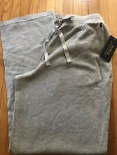 Polo Ralph Lauren Cotton Waffle Knit Thermal Lounge Pajama Pants * Sz Med *NWT