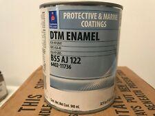 Sherwin Williams Protective / Marine Coatings Dtm Enamel 49 Gray (Case Of 4 Qt)