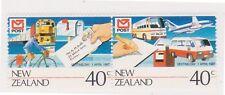 (K118-95) 1981 NZ 40c joined pair NZ post MUH (DB)