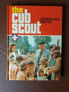 The Cub Scout Annual 1975 in mint condition.