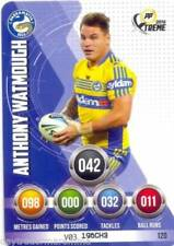 Parramatta Eels Single 2016 Season NRL & Rugby League Trading Cards