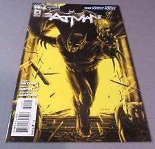 BATMAN #4 The New 52 (Mike Choi 1:25 Variant, First Print) Unread NM- 2011 DC