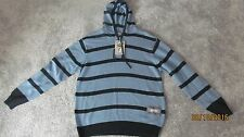 mens nwt rapidfire hooded jumper size m