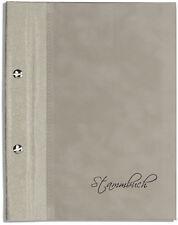 A5 Stammbuch der Familie -Koza-, Leder, Familienstammbuch, Stammbücher, DIN A5