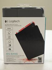 * NEW * Logitech Big Bang Case for iPad mini 3/ mini 2/ mini, Forged Graphite