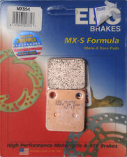 EBC Organic Brake Pads for Honda NC700 X (Manual G/box) 2012-2014