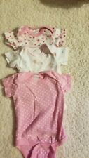 Wonder Nation Baby Girl Size 0/3 Month Jump Suits