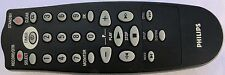 Philips VCR RT172/101 Remote Control VR67505 VR17505