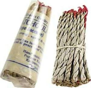 Patchouli Tibetan Rope Incense - 45 Incense Ropes from Nepal!