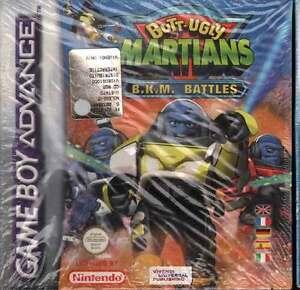 Bum Bkm Battles Game Boy Advance GBA Sigillato 3348542154988