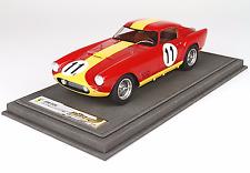 BBR Ferrari 250 TDF 24H Le Mans 1959 S/N 1321 GT Car #11 1/18 BBR1836 LE of 300