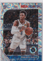 Panini NBA Hoops Premium Stock 2019-20 Hamidou Diallo Scope Prizm