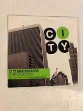 City Skateboards Promo Skate Video Skateboard Dvd Mike Maldonado