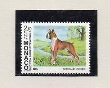 Monaco Exposición Canina Fauna Perros serie del año 1985 (CU-151)