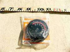 15% OFF!! vtg 60s 70s magnetic German dash thermometer bug split camper oval cox