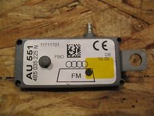 Audi A6 C5 Allroad Antenna Booster Amplifier Amp Antenne Reviever OEM 4B5035225N