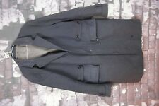 """G-Star Raw Correctline Blue Wool Trench Coat Chest Size 46"""" No.M110 14/1"""