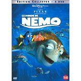 13726 /LE MONDE DE NEMO EDITION COLLECTOR 2 DVD BE LEGERE GRIFFURE RIEN DE GRAVE