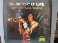Happy Louie & Julcia Polka Band MY MELODY OF LOVE - Vinyl LP        NM / NM