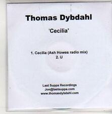 (AK834) Thomas Dybdahl, Cecilia - DJ CD