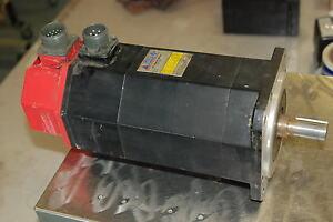 Fanuc A06B-0512-B501-#8008, 110v,  2000RPM Servo Motor  Needs Tach cover