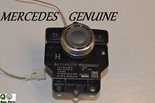 MERCEDES PUSH-BUTTON SWITCH, AUDIO/COMAND CONTROL PANEL BRAND NEW 2048700879