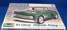Chevy 1965 Stepside Pickup Truck 2 n' 1 Revell 1:25 Kit - HOBBY TIME MODEL SHOP