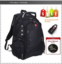 Stylish WENGER SWISSGEAR SA-1418 14~16 inches Laptop Backpack Notebook Bag-Sale!