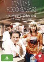 Italian Food Safari (DVD, 2010, 2-Disc Set) - Region Free