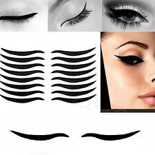 80Pair Sexy Stunning Eyeliner Stickers Women Girl Eye Makeup Cosmetic Set CSA19
