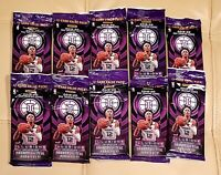 2019-20 Panini Illusions NBA Basketball Cello Fat 12-card Value Pack LOT OF 10