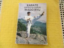 Karaté - kumites katas - Wado Ryu - Patrice Belrhiti - 1985
