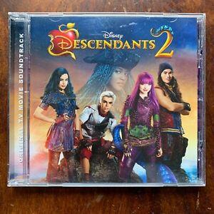 Descendants 2 CD Walt Disney Film Movie Soundtrack Album