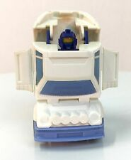 Vintage 1987 Hasbro G1 Transformers Searchlight Throttlebot sports car~ Vintage