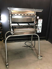 Nieco Automatic Broiler Model 650 Bg In Natural Gas