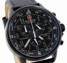 SWISS MILITARY HANOWA 06-4297.13.007 XXL 46mm  CHRONOGRAPH UVP*598,00 € > > NEU