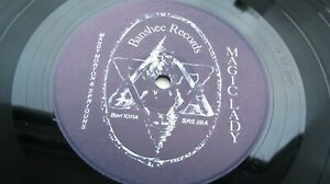 Mandy Morton And Spriguns MAGIC LADY W/Insert  1978 UK FOLK LP  MINT MINUS HEAR
