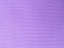 'Lilac' Polyester Dress Net by the metre