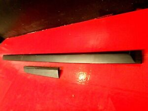 03-05 HYUNDAI ACCENT FRONT REAR RIGHT PASSENGER SIDE MOLDING DOOR TRIM STRIP OEM
