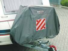 Eurotrail Bike Cover for the Front of the Caravan Campervan Suitable for 2 Bikes