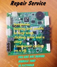Whirlpool Control Board Refrigerator Part W10219462 2304135 WPW10219462