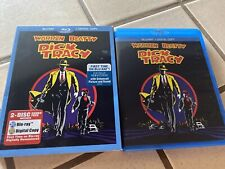 Dick Tracy Blu-ray w/Oop Slipcover - 1st pressing - Ships 1st class w/tracking #