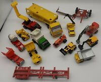 MIXED LOT~Tonka/Matchbox/Hot Wheels Majorette~ALL PRE-OWNED CONDITION SOLD AS-IS