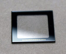 NEW Movado 18.5mm Square Sapphire Glass Crystal Lades Watch part 1369