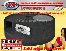 AXTON AXB20STP AKTIV SUBWOOFER RESERVERAD WOOFER 90W RMS + KABELSET